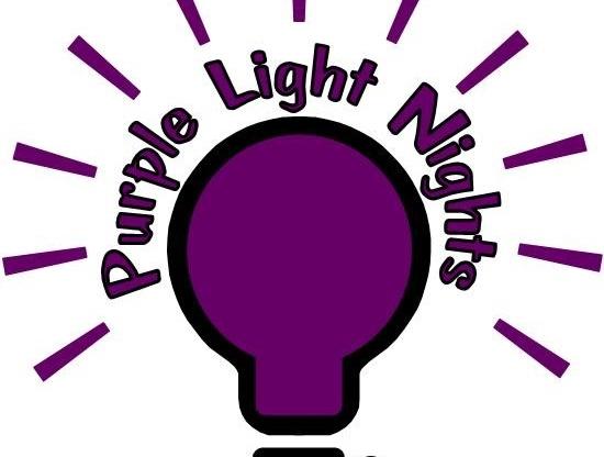 PURPLE LIGHT NIGHTS OCTOBER 2021
